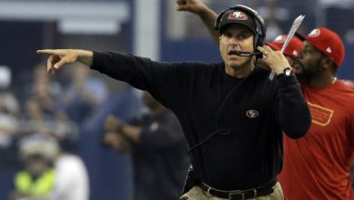 Photo of NY Giants and NY Jets Could Battle for 49ers Coach Jim Harbaugh