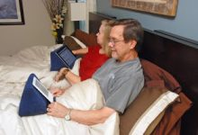 Photo of Study: Reading e-Books Before Going to Bed Could be Damaging for Health