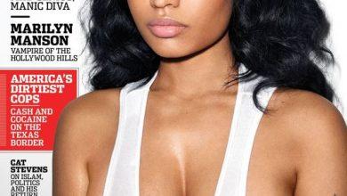 Photo of Nicki Minaj 'Haunted' by Early Abortion
