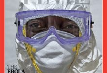 Photo of Ebola Fighters Named Time Person of the Year