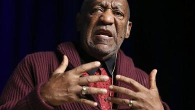 Photo of Bill Cosby Accused of Raping Ex-Girlfriend of Sammy Davis Jr.