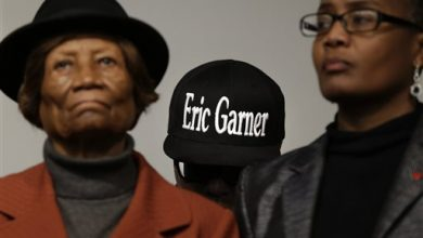Photo of Eric Garner's Wikipedia Page Was Edited from an NYPD Computer, NYPD Admits