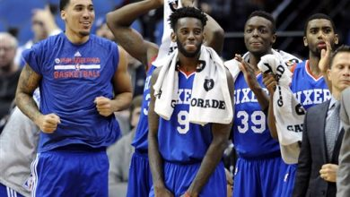 Photo of 76ers Snap 0-17 Start with 85-77 Win Over Wolves