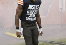 Photo of Browns WR Andrew Hawkins Delivers Emotional Response to Cleveland Police Union's Reaction to 'Justice for Tamir Rice' Shirt