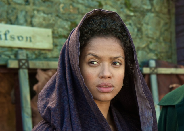 "Gugu Mbatha-Raw stars in the historical drama ""Belle"" (Courtesy Photo)"