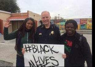 Photo of Richmond, Calif. Police Chief: Why I Joined a Protest Against Police Brutality