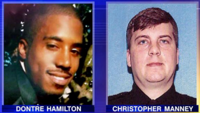 Photo of Ex-Officer Not Charged in Fatal Milwaukee Shooting
