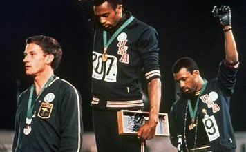 Photo of Tommie Smith, John Carlos to be Inducted into U.S. Olympic Hall of Fame