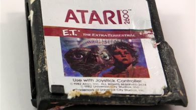 Photo of Atari's 'E.T.' Game Joins Smithsonian Collection