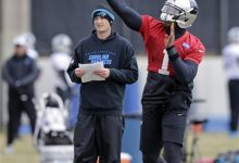 Photo of Rivera: Newton 'Probably' Will Start vs. Browns
