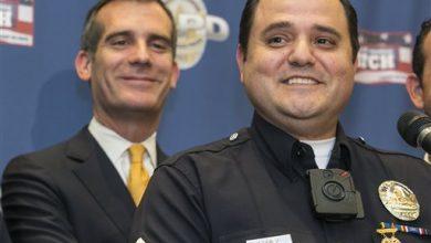 Photo of LA Mayor Plans 7,000 Police Body Cameras in 2015