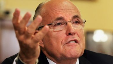 Photo of Giuliani's Claim That Obama Launched Anti-Police 'Propaganda'
