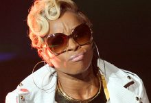Photo of Mary J. Blige Shines at Unofficial SXSW Show