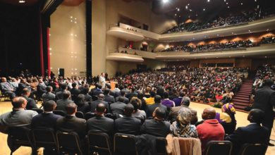 Photo of 'We Need Minister Farrakhan,' Say Black College Students