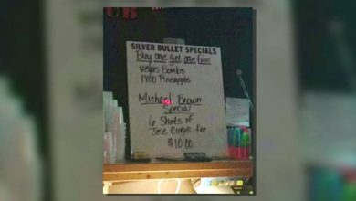Photo of Missouri Bar Slammed for Six-Shot 'Michael Brown' Tequila Special