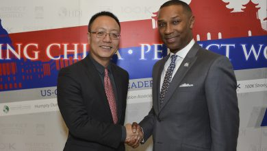 Photo of China-HBCU Exchange Program Launched