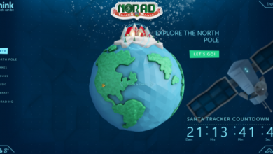 Photo of NORAD and Microsoft Make it Easy for Mobile Users to Track Santa