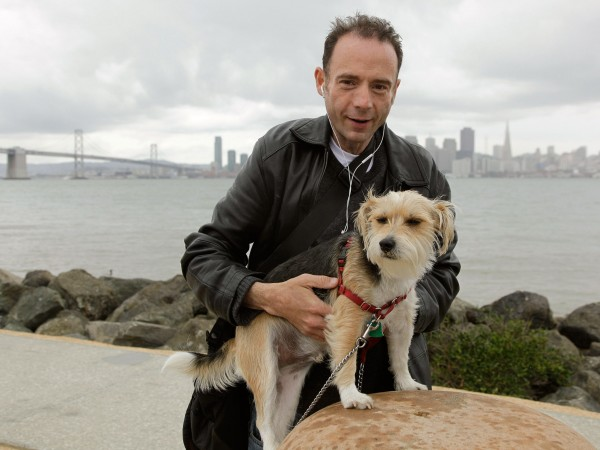 "Timothy Ray Brown, known by many researchers as ""the Berlin patient,"" is the only person to have been cured of an HIV infection. (Eric Risberg/AP Photo)"