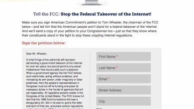 Photo of 'Shadowy' Anti-Net Neutrality Group Flooded FCC with Comments