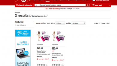 Photo of After Father's Anger, Target Adjusts Sales Price of Black Barbie Doll