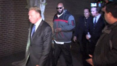 Photo of Ex-Rap Mogul 'Suge' Knight Arrested in Deadly Hit-and-Run