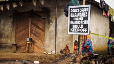 Photo of UN: At Least 50 Ebola Hotspots Remain, But New Cases Falling