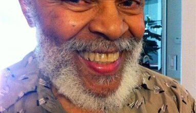 Photo of Blues Musician Melvin Jackson Dies