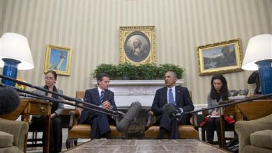 Photo of Obama, Mexico's President Meet Under Shadow of Abductions