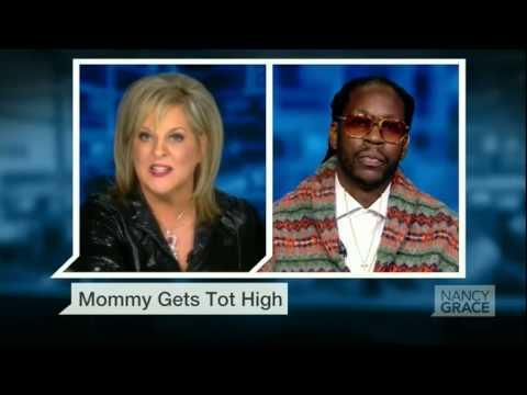 2 Chainz made headlines this month in debating Nancy Grace on marijuana legalization.