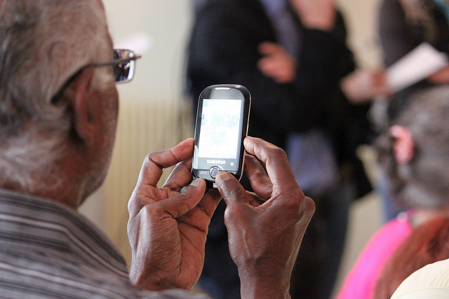Photo of Senior Tech Helps Baby Boomers Come of Digital Age