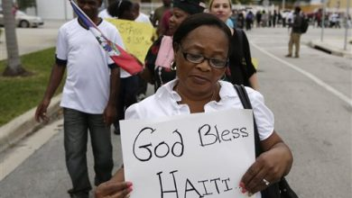 Photo of Somber Gatherings Mark 5th Anniversary of Haiti Earthquake