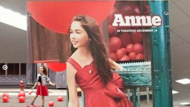 Photo of Target Under Fire For Using White Model In 'Annie' Clothing Ads