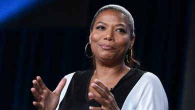 Photo of Queen Latifah Takes Long Road to 'Bessie' Film