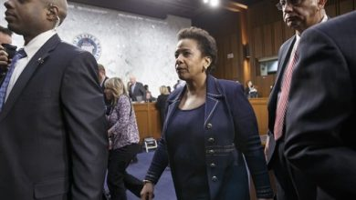 Photo of Sen. Dick Durbin Gets Historical in His Advocacy for Loretta Lynch