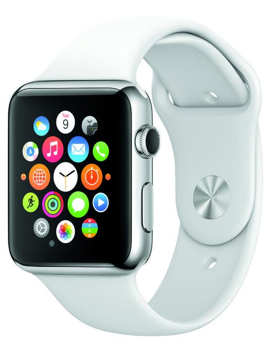Apple Watch (Courtesy of Apple)