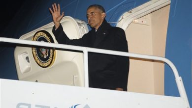 Photo of Obama Calls for Spending Surge, Buoyed by Rising Economy