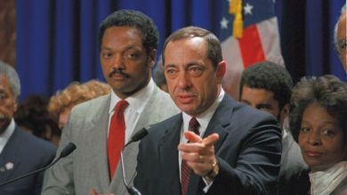 Photo of Mario Cuomo, a Giant in NY, Liberal Politics, Dies