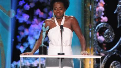 Photo of Viola Davis & Uzo Aduba Make SAG History: Both Lead Actress Titles Won By Black Women