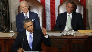 Photo of For State of Union, Obama Faces GOP Congress for First Time