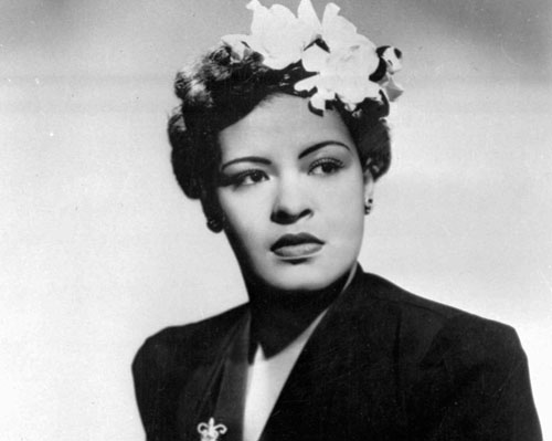 Billie Holiday poses in this May 20, 1947 photo.  (AP Photo/HO)