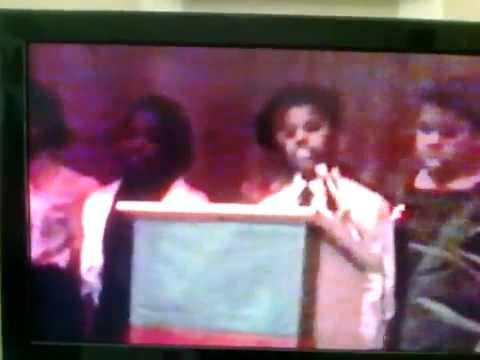Photo of Kim Kardashian Posts Video of 12-Year-Old Kanye West Reciting MLK Poem