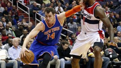 Photo of Knicks Set Record with 13th Straight Loss, 101-91 to Wizards