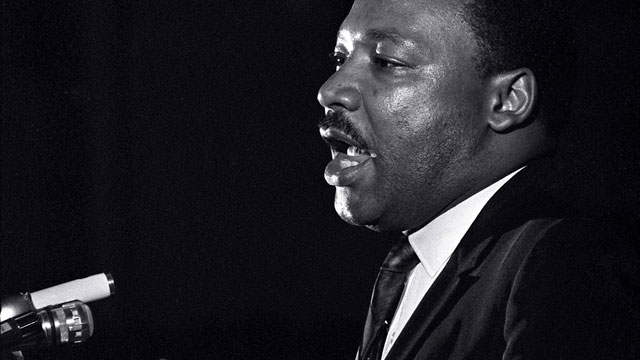 Rev. Dr. Martin Luther King (Charles Kelly/AP Photo)