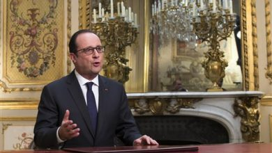 Photo of French President Vows to Fight Racism and Anti-Semitism