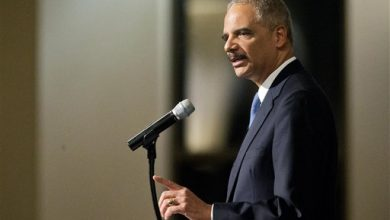 Photo of Attorney General Holder To Call for Lower Bar in Civil Rights Prosecutions