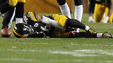 Photo of Steelers Back Bell Ruled Out of Wild-Card Game