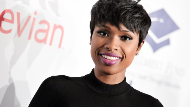 "In this Oct. 14, 2014 file photo, Jennifer Hudson arrives at The 20th Annual Fulfillment Fund Stars Benefit Gala in Beverly Hills, Calif. Hudson will debut on Broadway in the fall when the musical ""The Color Purple"" returns. The Grammy, Oscar and Golden Globe winner will play Shug Avery, a sultry blues singer, in the production directed and designed by John Doyle, who received a director's Tony for his own Broadway debut, ""Sweeney Todd."" (Photo by Richard Shotwell/Invision/AP, File)"