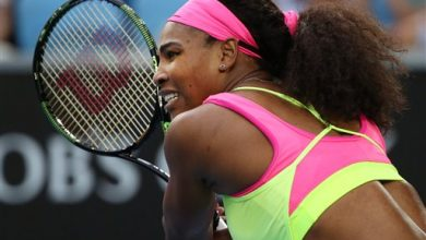 Photo of Serena Williams Celebrates 100 Weeks as World No 1 with Win Over Alison Van Uytvanck at Australian Open