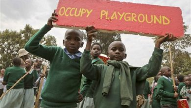 Photo of Kenya: Police Tear-Gas School Kids in Demo Over Playground