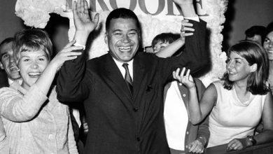 Photo of Edward Brooke, 1st Black Elected U.S. Senator, Dies